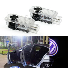 LED Light Shadow Projector Car Door Courtesy Laser for VW Passat Touareg Phaeton
