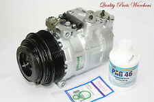 98-01 Mercedes Benz ML320, ML430, ML55 Reman A/C Compressor W/ one year Warranty