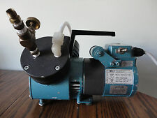 KNF Neuberger Diaphragm Vacuum Pump UN726.3TTP, Twin Head