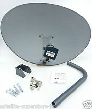 Sky Satellite Dish Zone 2 With Quad LNB 4 Sky / Freesat or Hotbird & 19.2 Astra
