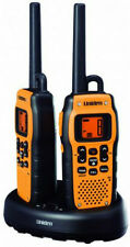 SUBMERSIBLE WATERPROOF UNIDEN PMR 446 WALKIE TALKIES FLOATING.