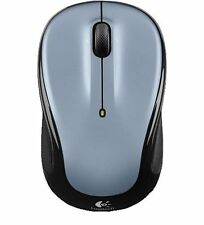 Logitech M325 Wireless Mouse Luz Plata