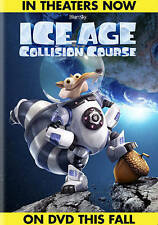 Ice Age 5: Collision Course (DVD 2016) New * Family, Animation* NOW SHIPPING !!