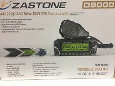 RW/ZASTONE ZT-D9000 FULL FEATURED HI POWER DUAL BAND 144/444 MOBILE TRANSCEIVER