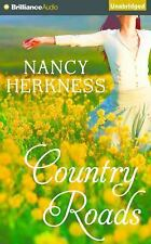 A Whisper Horse Novel: Country Roads 2 by Nancy Herkness (2015, CD, Unabridged)