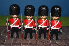 Playmobil  4 mal  Royal Guard 4577