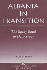 Albania In Transition: The Rocky Road To Democracy (Nations of the-ExLibrary