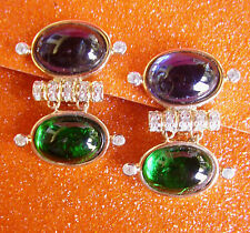 754 / VINTAGE VALENTINO GARAVANI  EARRINGS