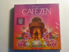 Cafe Zen Luxury Chilled Grooves 2CD ft Jose Gonzalez,Waldeck,Goloka,FXU