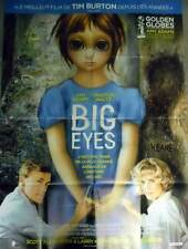 BIG EYES - Adams,Waltz,Huston,Burton - AFFICHE 120x160/47x63 FRENCH POSTER