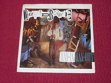 """David Bowie:  Day in Day Out UK  1987   7""""   EX+"""
