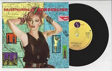 "MADONNA Borderline/Physical Attraction - VG+/EX Condition 1983 Sire 7"" Single"