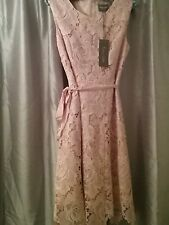 Phase Eight Lace Dress Size 10 BNWT