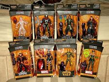 "Doctor Strange Marvel Legends Series 6"" Action Figure BAF Wave1 Case of 8 * MINT"
