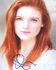 Rose Leslie ++ Autogramm ++ Game of Thrones ++ Ygritte ++