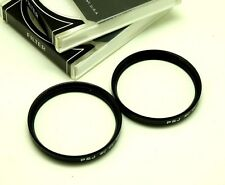 2PC 55mm MC UV Filter For Canon Nikon  Voigtlander Leica Lens & Others Lens