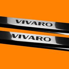 410373 BRILLANT 2 LES SEUILS DE PORTE CONVIENT POUR OPEL VIVARO MK1 (VIVARO)