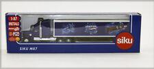 lg Siku 1834 Freightliner Sleeper Cab w/ 45' Trailer Truck 1:87 HO Pepsi