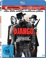 DJANGO UNCHAINED (Jamie Foxx, Christoph Waltz) Blu-ray Disc NEU+OVP
