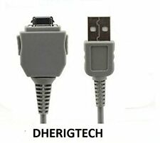Sony Cyber-Shot DSC-T100, T200 VMC-MD1 USB Data Sync Cable/Plomo Para PC/MAC