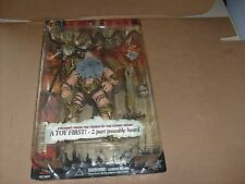 ZEUS - CURSE OF THE SPAWN - TODD McFARLANE'S 1998 SERIES-13 new mosc