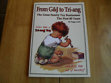 TRI-ANG TOYS  LINES BROS FIRST 80 YEARS