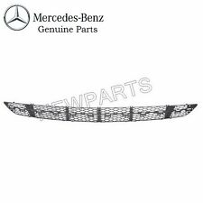 Mercedes Benz E320 E500 E350 Genuine Mercedes Bumper Cover Grille