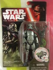 Star Wars The Force Awakens Wave 1 Carded 3.75 Inch Captain Phasma Sealed Figure