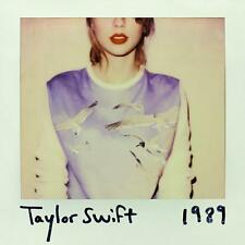 Taylor Swift - 1989 (Jewel Box) -- CD NUOVO & OVP