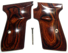 Walther PPK/S Grips Rosewood smooth