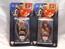 VS SYSTEM MARVEL KNIGHTS SEALED BOOSTER PACK