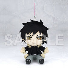 Durarara x 2 Mini Plush Strap Orihara Izaya Japan Anime Cosplay Gift