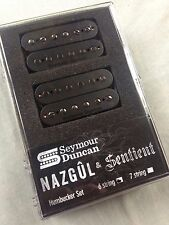 Seymour Duncan Nazgul And Sentient 6 Six String Pickup Humbucker Set 11108-96-b