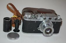 Fed 1, Type C, NKVD Vintage 1936 Soviet Rangefinder Camera. (No.94243) UK Sale.