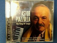 PIAZZOLLA ASTOR - THE KING OF TANGO. BEST OF DOPPIO CD