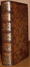 LE BLOND: Traité de la défense des places / 1762