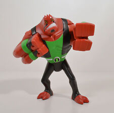 "2012 Punching Four Arms 6"" Action Figure Ben 10 Ultimate Alien"