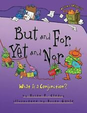 Words Are CATegorical ®: But and for, yet and Nor : What Is a Conjunction? by...