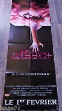 LE BLOB  ! affiche cinema format pantalon  horreur gore