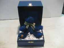 Rare MerryThought Limited Edition Sapphire Anniversary Bear #460 From 1995 t19