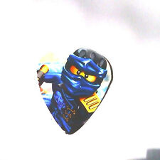 Ninjago - 8 Necklace Pendants -Party Favor   Prizes Necklace Jewelry