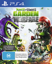 Plants vs Zombies Garden Warfare PS4 NEW SEALED FAST DISPATCH