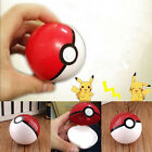 Cartoon Pokemon Pokeball Children Kid Cosplay Plastic Pop-up Poke Ball Game Toys