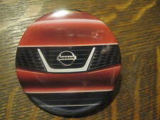Nissan Automobile Grill Emblem Advertisement Promo Button Pin FREE USA Ship $20