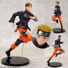 Collections Anime Figure Toy Naruto Running Ver. Figurine Statues 22cm