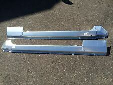 Escort Mk3 mk4 PAIR  FULL OUTER SILLS with door step, RS turbo XR3,RS1600i SILL