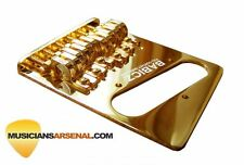 Babicz Full Contact Hardware Telecaster Bridge - Gold