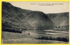 cpa 08 - LAIFOUR (Ardennes) ROCHERS des DAMES de MEUSE VALLÉE de la MEUSE
