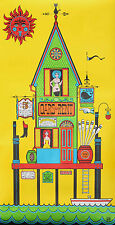 "HOLIDAY SALE LARGE ROLLY CRUMP POP ART POSTER ""THE OAR HOUSE"""