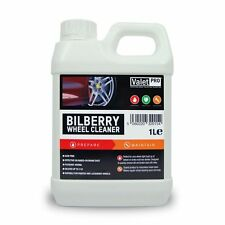 ValetPro Bilberry Alloy Wheel Cleaner 1L Acid FREE great smell! Valet Pro